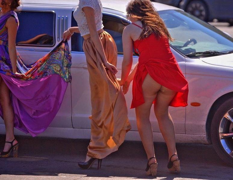 к чему снится если ветер задрал платье милашка