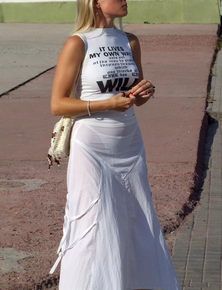 являются жена в белых прозрачных платьях хотите поиграть сыщицу
